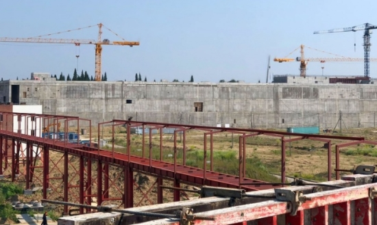 Проект «Прорыв» – До края на годината оборудването за БРЕСТ-300 ще бъде на площадката на СХК