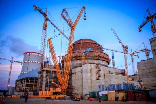 Ленинградска АЕЦ 2 – На втори блок предсрочно завърши заваряването на главния циркулационен тръбопровод (ГЦТ)