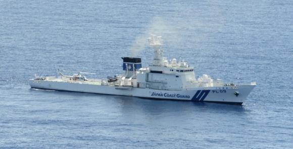 Япония засилва охраната на АЕЦ по море с две големи патрулни фрегати