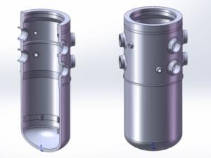 """""""Росатом"""" – Новият тип стомана за корпусите на реакторите ще позволи експлоатацията им до сто години"""