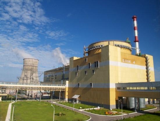 Украйна – спряха за ремонт четвърти енергоблок на Ровненската АЕЦ