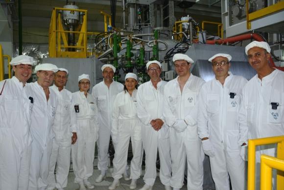 """Съоръжение за плазмено изгаряне влиза в експлоатация на площадката на атомната електроцентрала """"Козлодуй"""" – прессъобщение"""