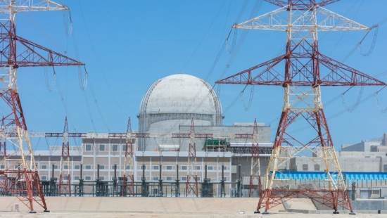 """ОАЕ – АЕЦ """"Барака"""" – Завършиха горещите изпитания на РУ на втори енергоблок"""