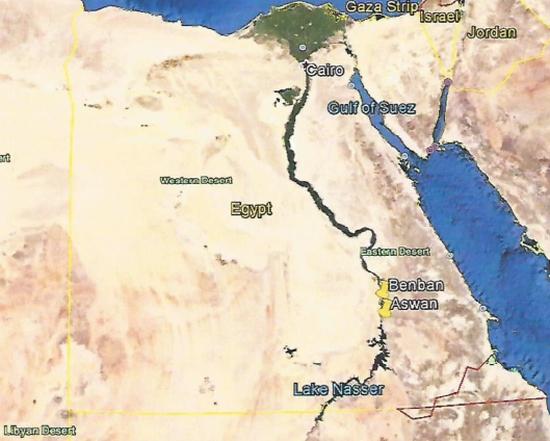 В Египет през 2019 година ще заработи най-големият в света слънчев парк – 1800 MW
