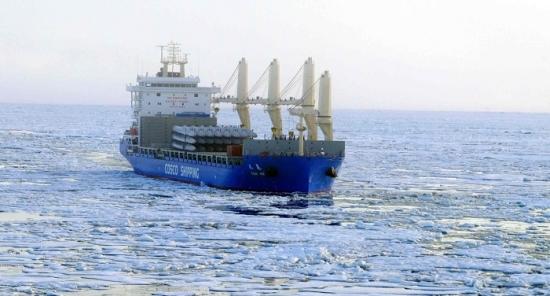 """""""Росатомфлот"""" обезпечи китайския трафик през Северния морски път"""