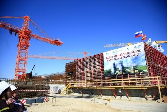 Курска АЕЦ-2 – Корпусът на първия реактор ВВЭР-ТОИ ще бъде монтиран през 2020 година