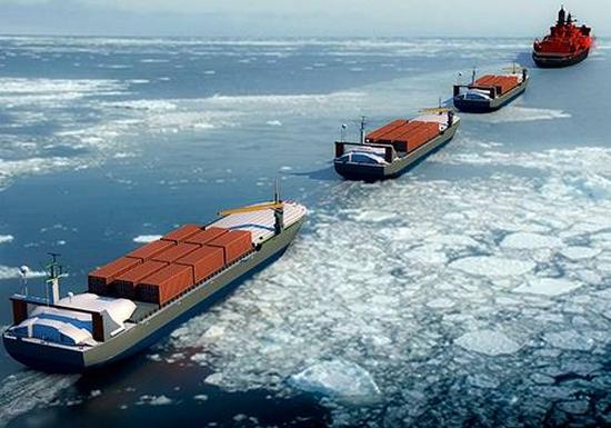 Росатом разработва безекипажен плавателен съд за нуждите на навигацията в Арктика