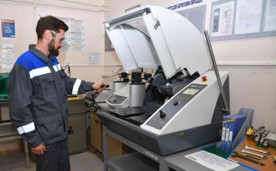 В Ростовската АЕЦ намалиха наполовина времето за металографските изследвания