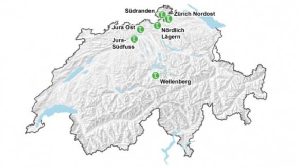 В Швейцария започват пректически дейности за подготовка изграждането на два пункта за погребване на РАО