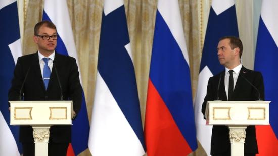 """Медведев – Работата по изграждането на финландската АЕЦ """"Ханхикиви"""" трябва да се ускори"""