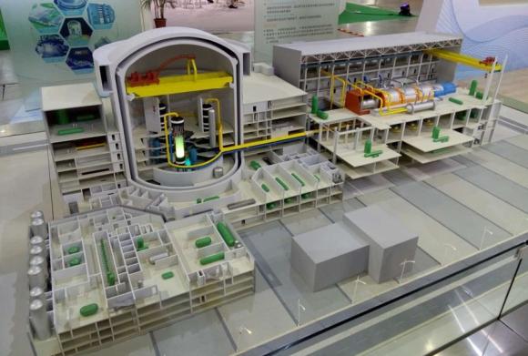 В Китай разработват нов закон в подкрепа на ядрената индустрия