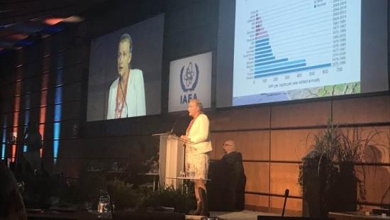 Ядрената индустрия призовава за активни действия за опазване на климата