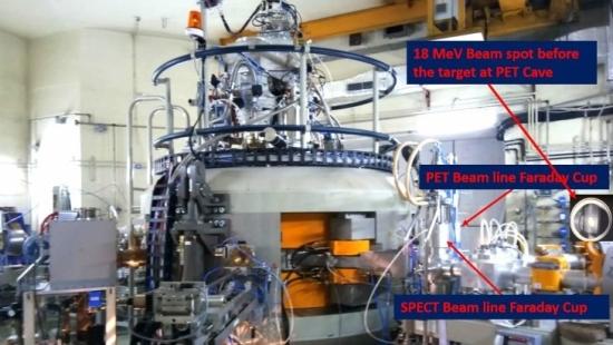 В Индия бе пуснат най-големият в страната ускорител за производство на медицински радиоизотопи