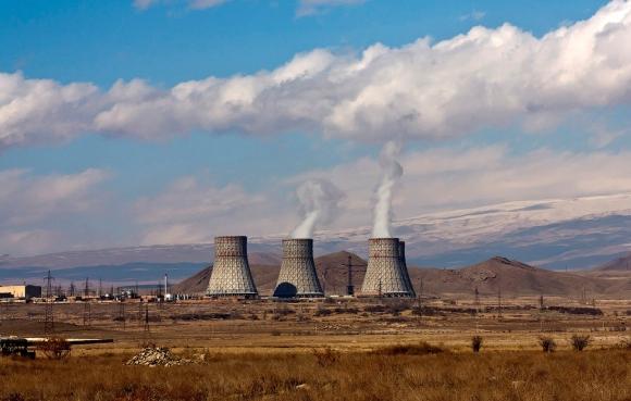 """До края на месеца украинската """"Турбоатом"""" завършва договора по модернизацията на турбините на Арменската АЕЦ"""