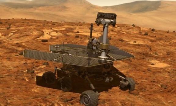 """Марс – Прашната буря завърши но """"Opportunity"""" не се обажда"""