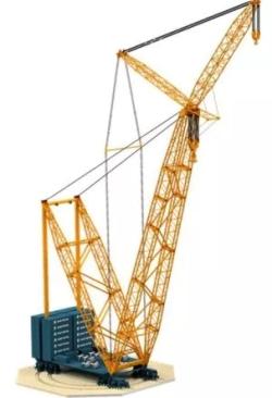 """Великобритания – Най-големият кран в света ще бъде използван при строителството на АЕЦ """"Hinkley Point C"""""""