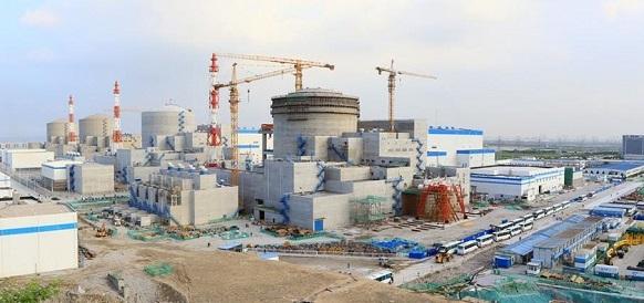 """Китай – АЕЦ """"Тянван"""" – Завърши първото зареждане на четвърти енергоблок със свежо ядрено гориво"""