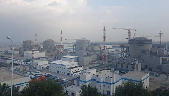 Китай – Тянванска АЕЦ – В рамките на физическия пуск 4 енергоблок за първи път излезе на МКУ