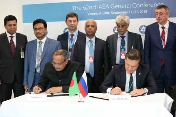 """Бангладеш – Русия ще проектира и изработи системата за физическа защита на АЕЦ """"Руппур"""""""