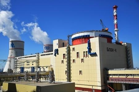 Енергоблок №4 на Ростовската АЕЦ бе пуснат предсрочно в експлоатация