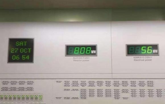 """Китай – АЕЦ """"Тянван"""" – енергиен пуск на четвърти енергоблок"""
