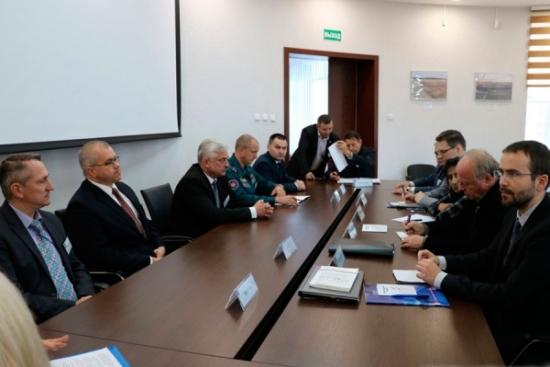 МААЕ – В Беларуската АЕЦ са създадени надеждни механизми за аварийно реагиране
