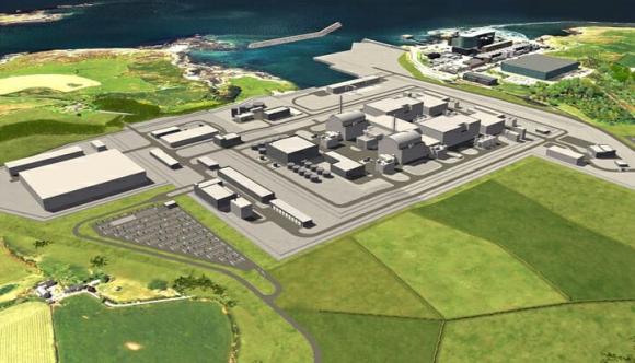 """Инженеринговата компания Wood ще подпомага Hitachi за изграждане на АЕЦ """"Wylfa Newydd"""" във Великобритания"""