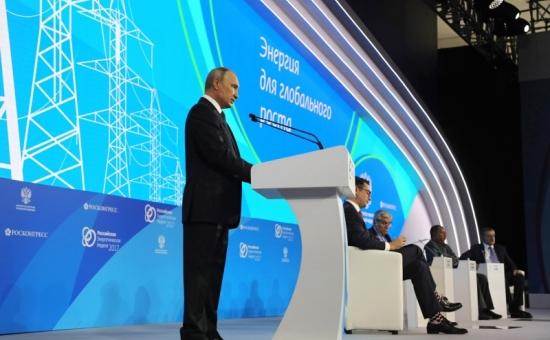 Владимир Путин призова за увеличаване експорта в сферата на ядрената енергетика