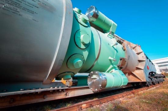 """""""Атомэнергомаш"""" завърши производството на реакторите РИТМ-200 за ледоразбивачите от ново поколение – """"Урал"""", """"Арктика"""" и """"Сибир"""""""