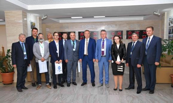 Делегация от градовете-побратими на Волгородск от България и Унгария посети Ростовската АЕЦ