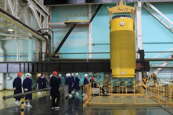 Във ФГУП «ГХК» успешно завърши цикълът от изпитания на нов транспортно-опаковъчен комплект за ОЯГ
