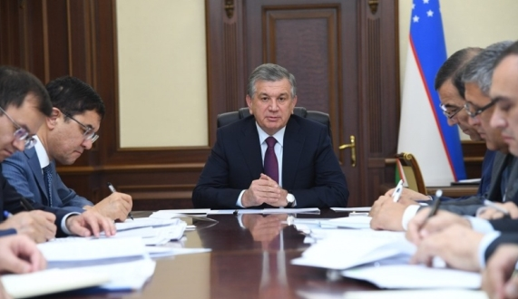 Узбекистан – Президентът се застъпва за ускорено изграждане на АЕЦ