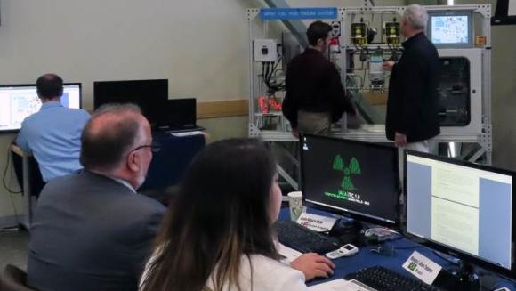 МААЕ предоставя обучение срещу кибератаки в АЕЦ