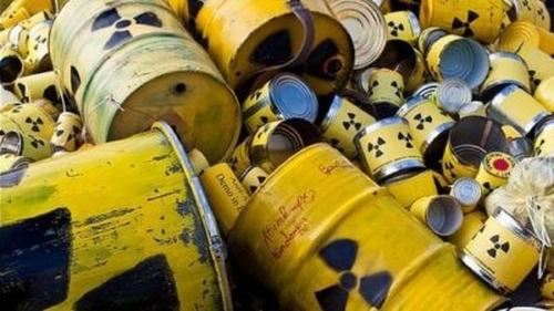 Открити са бактерии способни да обезвреждат радиоактивните отпадъци