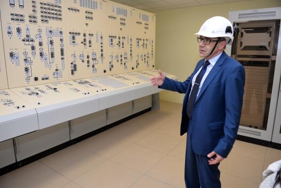 Белоярска АЕЦ – БН-800 – Започна монтажът на пълномащабен тренажор