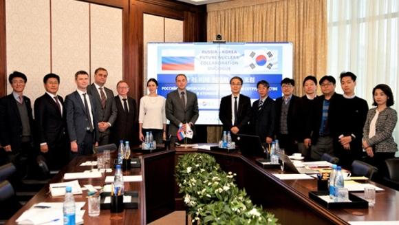 Русия и Корея ще си сътрудничат в областта на извеждането от експлоатация на АЕЦ и управлението на РАО