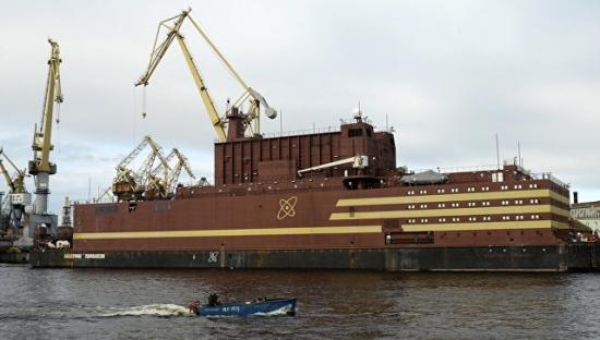 """ПАТЕЦ """"Академик Ломоносов"""" – физическият пуск и на двата реактора завърши успешно"""