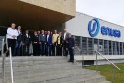 """Горивната компания """"ТВЕЛ"""" и испанската """"ENUSA"""" търсят нови направления за сътрудничество"""