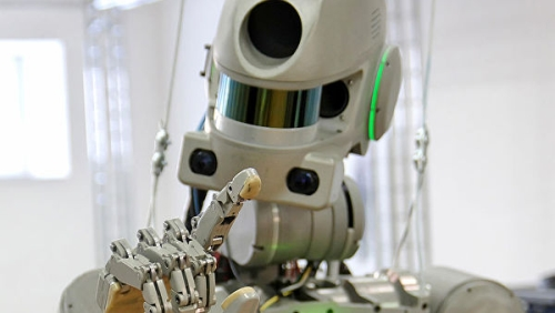 """""""Росатом"""" създава човекоподобен робот-спасител за работа в условия на висока радиоактивност"""