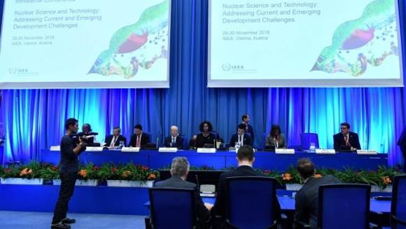 Юкия Амано призова за популяризиране на ползите от ядрената наука и технологии