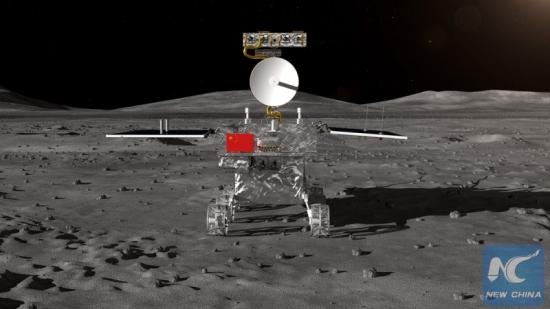"""Разработка на """"Росатом"""" ще осигурява с топлинна и електрическа енергия първия китайски луноход за изучаване обратната страна на Луната"""
