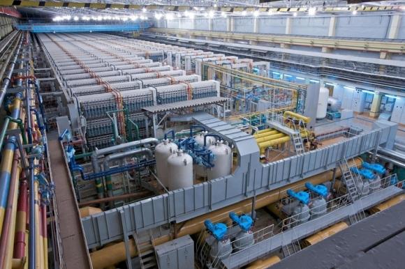 За първи път в историята руските ядрени специалисти обогатяват радиоизотопа никел-63 по центрофужния метод