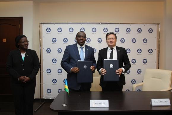 Русия и Руанда ще си сътрудничат в областта на ядрената енергия – прессъобщение