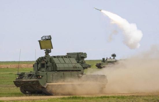 "За охрана на Беларуската АЕЦ на бойно дежурство застанаха ракетните системи ""Тор-М2″"