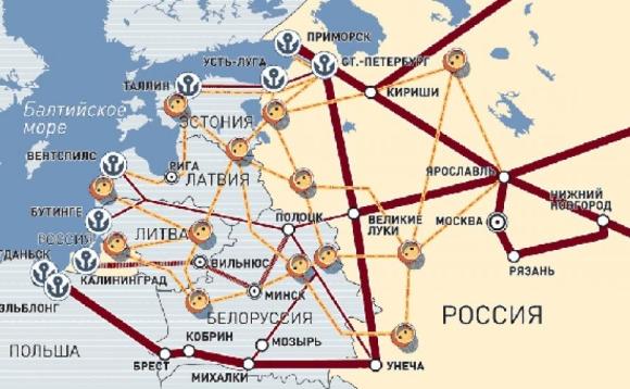 Как Прибалтика се отказва от руската електроенергия