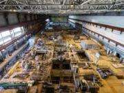 """През 2018 година АЕЦ """"Игналина"""" демонтира над 5 хиляди тона оборудване."""