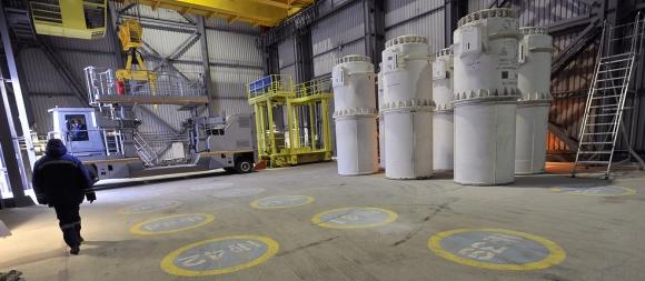 Красноярските учени са създали свръхздрав цимент за утилизиране на радиоактивни отпадъци