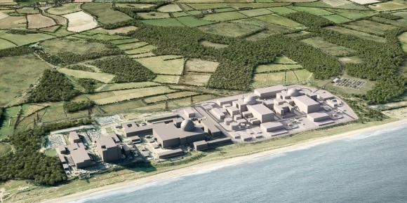 """Великобритания – Консултациите за утвърждаване на френско-китайския проект за изграждане на АЕЦ """"Sizewell C"""" навлизат в решителна фаза"""