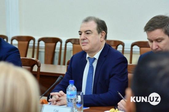 """Официалният представител на """"Росатом"""" очерта графика на проекта в Узбекистан"""