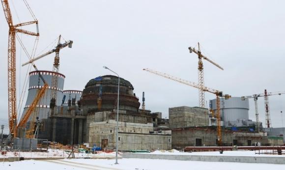 Ленинградска АЕЦ – През 2019 година изграждането на втори енергоблок с ВВЭР-1200 навлиза в заключителен етап
